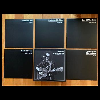 * PREORDER * PETER LAUGHNER - Box Set 5LP