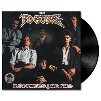 POGUES - Red Roses For Me LP