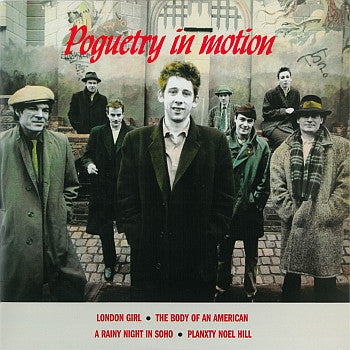 POGUES - Poguetry In Motion 12""