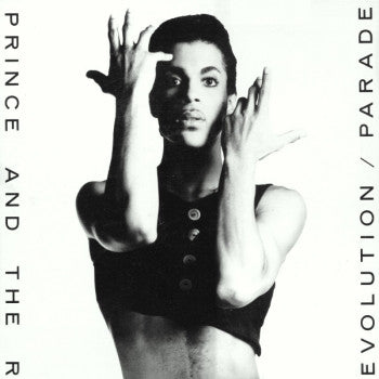 PRINCE - Parade: Music From The Motion Picture Under The Cherry Moon LP