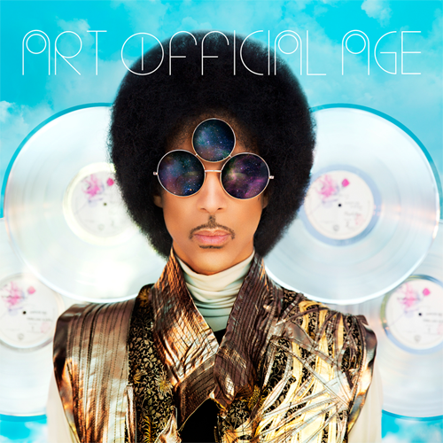 PRINCE - Art Official Age LP