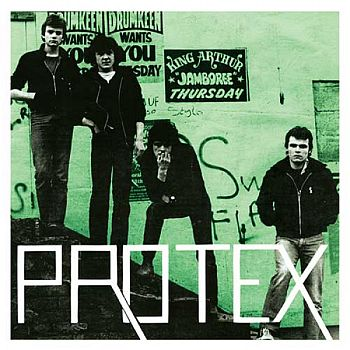 * PREORDER * PROTEX - Strange Obsessions LP