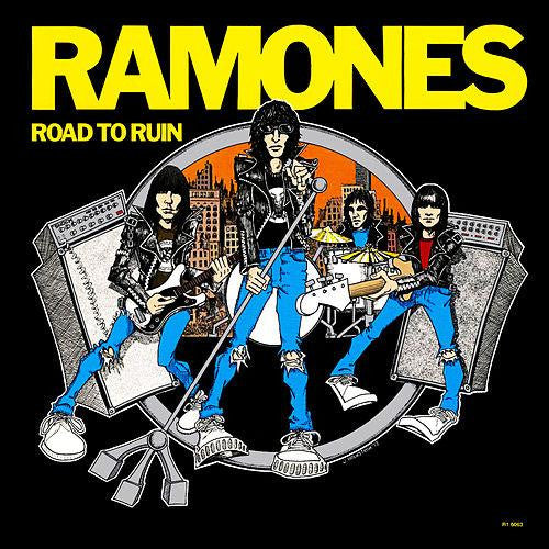 RAMONES - Road To Ruin LP