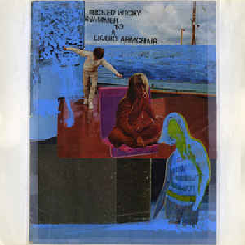 RICKED WICKY - Swimmer To A Liquid Armchair LP