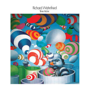 ** FLASH SALE ** RICHARD WAHNFRIED - Time Actor 2LP