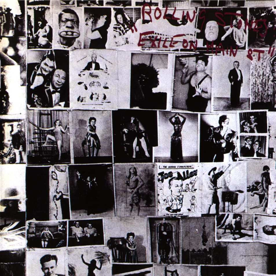 ROLLING STONES - Exile On Main St 2LP