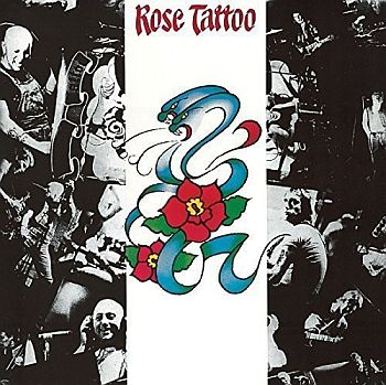 ROSE TATTOO - s/t LP