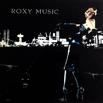 ROXY MUSIC - For Your Pleasure LP