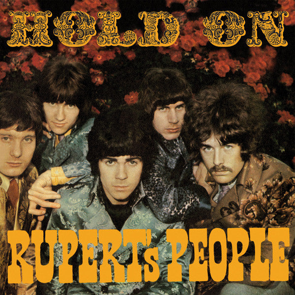 RUPERT's PEOPLE - Hold On LP