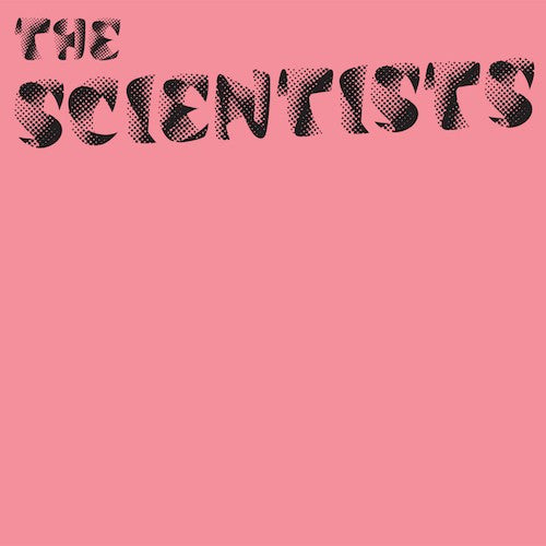 SCIENTISTS - s/t LP