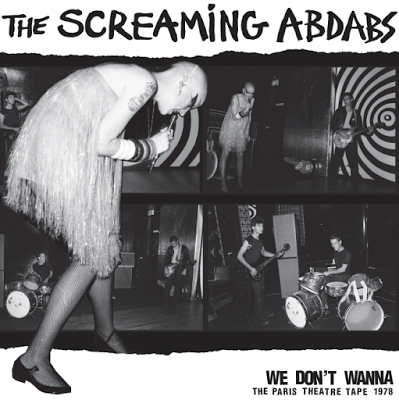 SCREAMING ABDABS / CITY RAM WADDY LP
