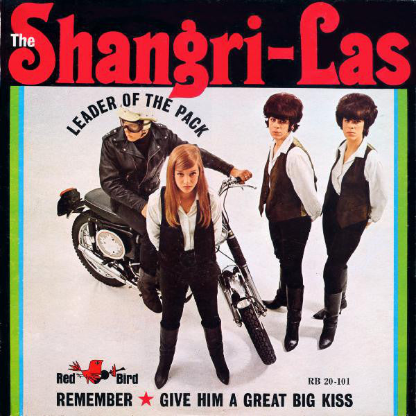 SHANGRI-LAS ‎– Leader Of The Pack LP