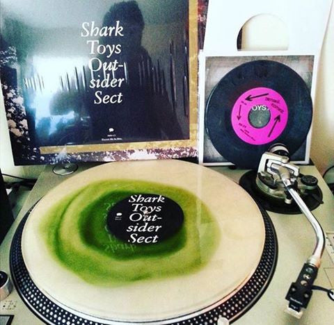 SHARK TOYS  ‎– Outsider Sect LP