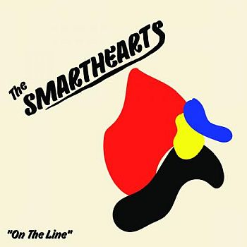 ** FLASH SALE ** SMARTHEARTS - On The Line LP