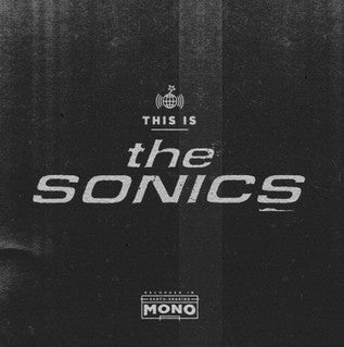 SONICS - This Is The LP