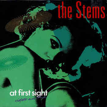 STEMS, THE - At First Sight Violets Are Blue LP