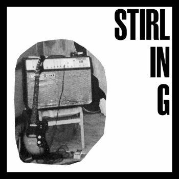 "STIRLING - s/t 7""EP"
