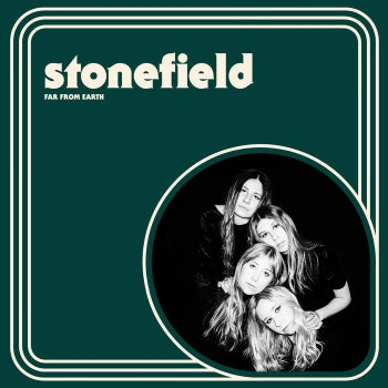 STONEFIELD - Far From Earth LP