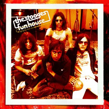 STOOGES - Highlights From The Fun House Sessions 2LP