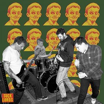 SUCK LORDS - New Lord Music 7""