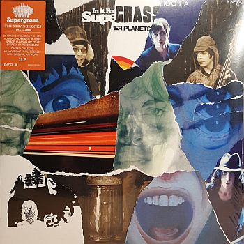 SUPERGRASS - 1994-2008 2LP