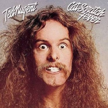 TED NUGENT - Cat Scratch Fever LP