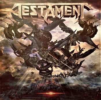 TESTAMENT - The Formation of Damnation LP