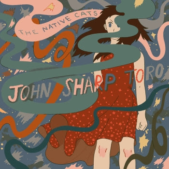 NATIVE CATS - John Sharp Toro LP