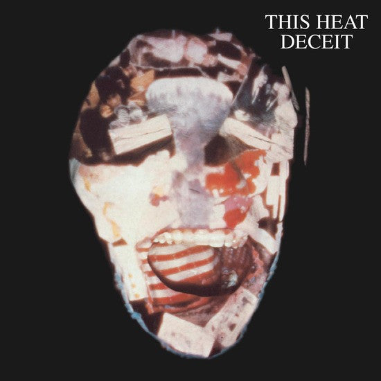 THIS HEAT - Deceit LP