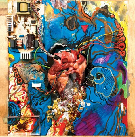 ** FLASH SALE ** TIMMY'S ORGANISM - Heartless Heathen LP