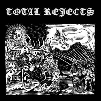TOTAL REJECTS - s/t LP