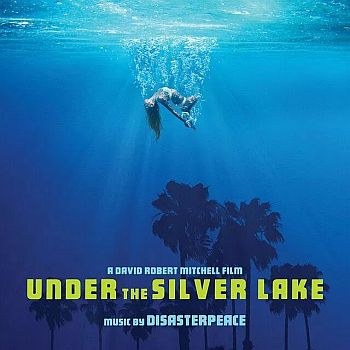 ** FLASH SALE ** UNDER THE SILVER LAKE OST by Disasterpeace 2LP