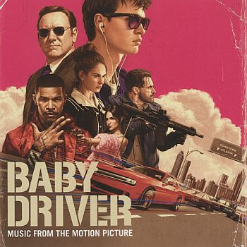 v/a- BABY DRIVER: Music From The Motion Picture 2LP
