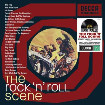 v/a- THE ROCK AND ROLL SCENE 2LP (RSD 2020)