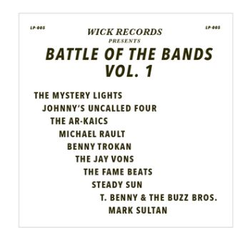 v/a- BATTLE OF THE BANDS Vol.1 LP (RSD 2020)