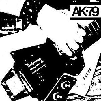 * PREORDER * v/a- AK79 2LP (colour vinyl)
