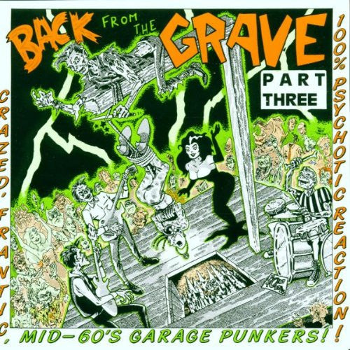 v/a- BACK FROM THE GRAVE vol. 3 LP