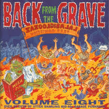 v/a- BACK FROM THE GRAVE vol. 8 2LP