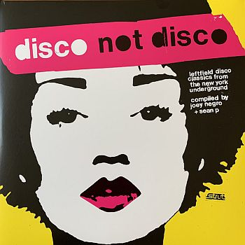 v/a- DISCO NOT DISCO: Leftfield Disco Classics From The New York Underground 3LP