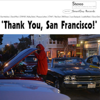 v/a- THANK YOU, SAN FRANCISCO LP