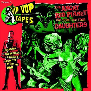 v/a- VIP VOP TAPES Volume 2 LP