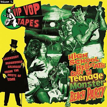 v/a- VIP VOP TAPES Volume 3 LP