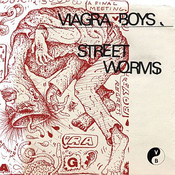 VIAGRA BOYS - Street Worms LP (colour vinyl)