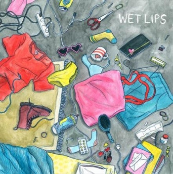 WET LIPS - s/t LP / CD