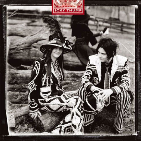 WHITE STRIPES - Icky Thump 2LP