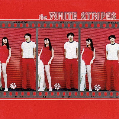 WHITE STRIPES - s/t LP