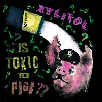 XYLITOL - Is Toxic To Pigs 7""