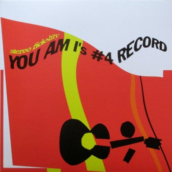 YOU AM I - #4 Record LP