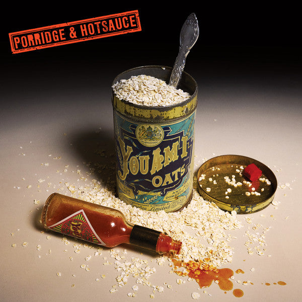 ** FLASH SALE ** YOU AM I - Porridge & Hotsauce LP