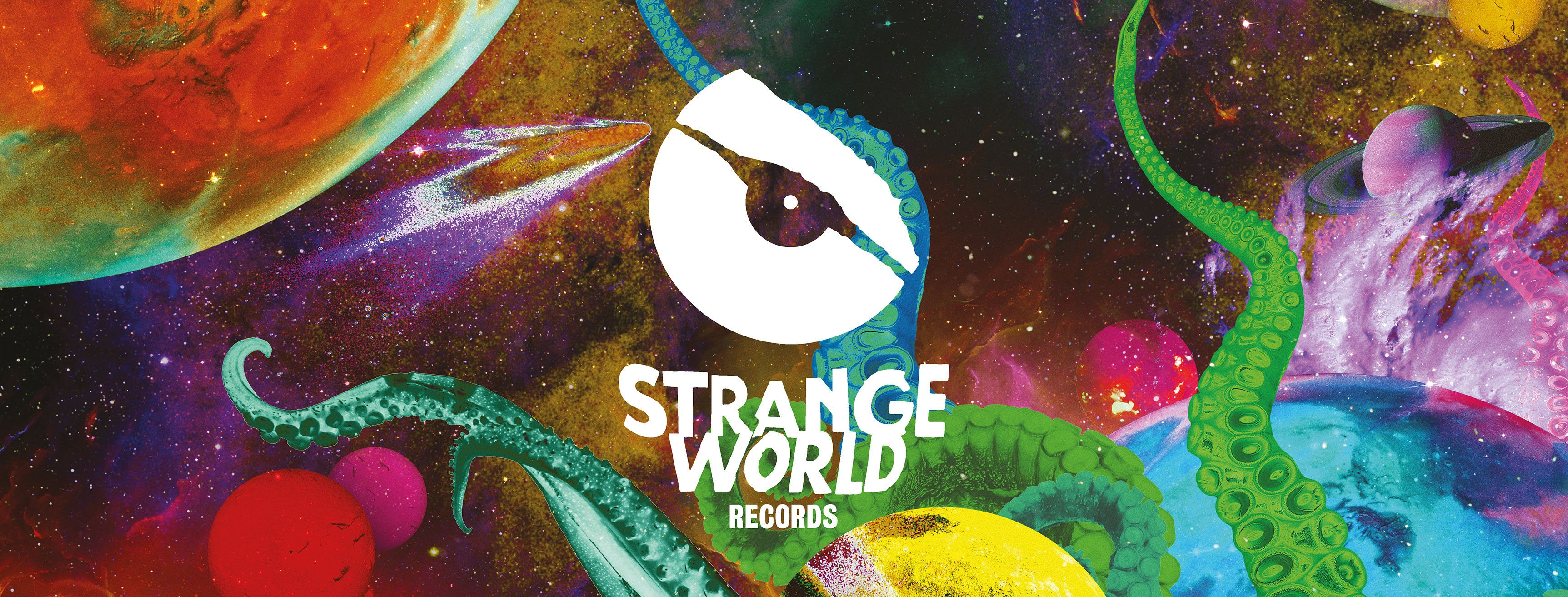 Strangeworld tentacles logo